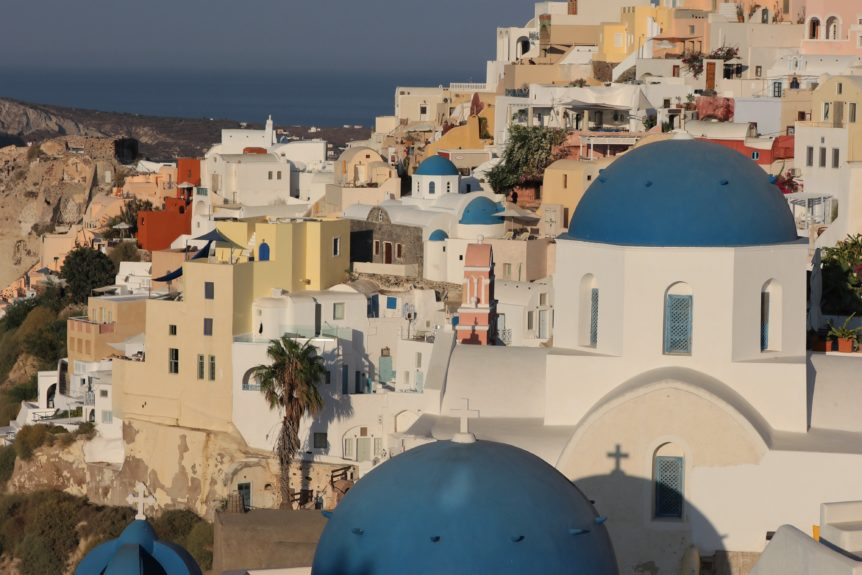 Greece And The Greek Islands Where Should You Go Santorini